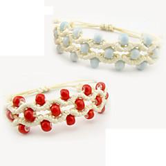 Unisex Chain Bracelet Rope Non Stone