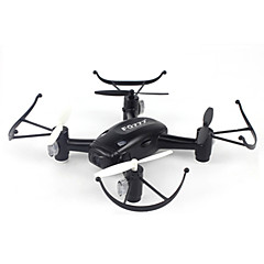 Drone FQ777 FQ10A 4CH 6 Eixos 2.4G Com Câmera HD de 720P Quadcóptero RCFPV Retorno Com 1 Botão Modo Espelho Inteligente Vôo Invertido