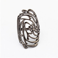 New Fashion Accessories Jewelry Hollow Finger Ring For Women Girl Nice Gift