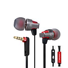 AWEI Awei ES-860hi Sluchátka do ušních kanálkůForPřehrávač / tablet / Mobilní telefon / PočítačWiths mikrofonem / DJ / ovládání