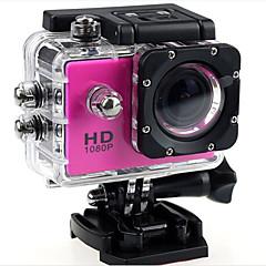 / Action Camera / Sports Camera / Draht-Kabel / Charger / クリップ / 防水ハウジング / ケーブル 1.3 MP 1280 x 720 防水 / 便利 / 調整可能 / USB / 防塵 30fps / 24fpsの