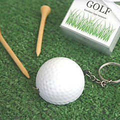 """""""A Leisurely Game of Love"""" Golf Ball Tape Measure Wedding Favors, Promotional Gifts"""