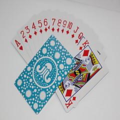 Magie Wechsel-Poker-Spiel mit einer Vielzahl von Bedienungsanleitung Lehre Straße Zauberrequisiten