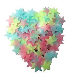Φωτισμός LED Γιορτινά προϊόντα Αστέρια Πλαστικό Πράσινο 8 ως 13 χρονών 14 χρονών & Πάνω