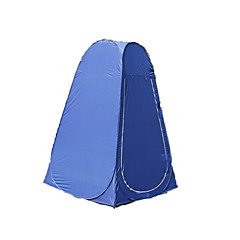 1 Pessoa Tenda Abrigo e Lona Encerada Único Mudando Sala de Vestir Tent Um Quarto Barraca de acampamento 2000-3000 mmÁ Prova de Humidade