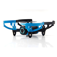 Drone JXD 4 Kanaler 6 Akse 2.4G Med 0.3MP HD kamera Fjernstyret quadcopter Hovedløs Modus 360 Graders Flyvning Med kameraKamera