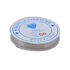 100/110 יארד Monofilament לבן 120LB 0.2 mm ל דיג כללי