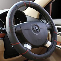 кожа вышивка машина руль покрывает автомобильные и мотоциклетные поставляет множество внутренних