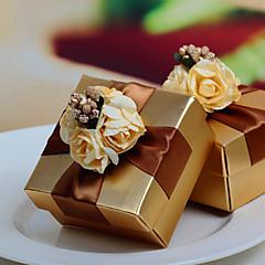 20 Piece/Set Favor Holder-Cubic Card Paper Wedding Favor Boxes Candy Boxes