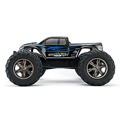 Buggy Rennen 4WD 1:16 Bürstenloser Elektromotor RC Car Rot / Blau Set nicht zusammengebautFerngesteuertes Auto / Fernsteuerung/Sender /