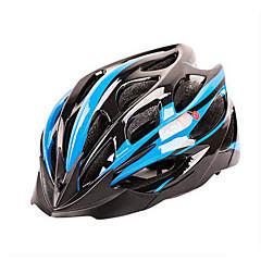 MOON® Dame Herre Børn Cykel Hjelm 27 Ventiler Cykling Cykling Bjerg Cykling Vej Cykling Klatring M: 55-58CM L: 58-61CM PC EPSGul Hvid Rød