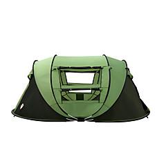 Tenda(Verde Militar,2 Pessoas) -Respirabilidade / Resistente Raios Ultravioleta / Bem Ventilado / Tamanho Maior