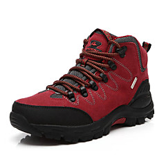 Suoyue Men's / Women's Hiking Boots / Hiking Shoes Spring / Summer / Autumn / Winter Damping / Wearproof Shoes Red
