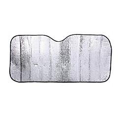 folha de prata sol isolamento anti-uv carro pára-sol 70 * 140 centímetros sol isolamento anti-uv carro pára-sol 70 * 140 centímetros