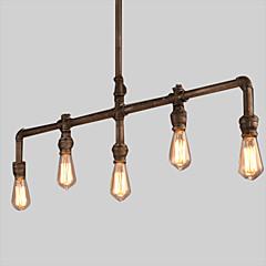 MAX 60W Insel-Licht ,  Rustikal/ Ländlich Korrektur Artikel Feature for Candle-Art MetallWohnzimmer / Schlafzimmer / Esszimmer /