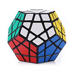 Shengshou® Smooth Speed Cube Megaminx Magic Cube Black Plastic