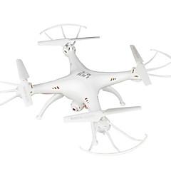 Drone LiDiRC L15FW 4 Kanaler 6 Akse 2.4G Med kamera Fjernstyret quadcopterFPV LED-belysning En Knap Til Returflyvning Hovedløs Modus 360