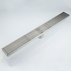 """Afløb / Rustfrit stål / Andet /600x68x70mm(23.6x2.7x2.8"""") /Rustfrit stål /Moderne /600mm(23.6"""") 68mm(2.7"""") 1.41KG"""