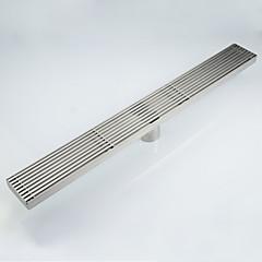 "Afvoer / Roestvast staal / Overige /600x68x70mm(23.6x2.7x2.8"") /Roestvast staal /Modern /600mm(23.6"") 68mm(2.7"") 1.41KG"