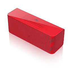 NBY 002 Bookshelf Bluetooth Speaker Remote Control Support Audio input / TF card / FM/ USB