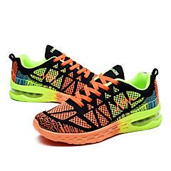 36-44 Sneakers Hardloopschoenen Heren Dames Opvulling Ademend Low-Top Ademend Gaas Rubber Hardlopen Wandelen