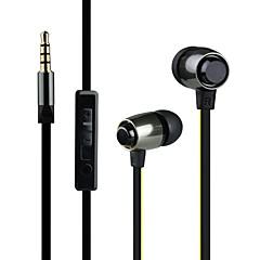 中性生成物 M7 ヘッドホン(ヘッドバンド型)Forメディアプレーヤー/タブレット / 携帯電話 / コンピュータWithマイク付き / DJ / ボリュームコントロール / ゲーム / スポーツ / ノイズキャンセ / Hi-Fi / 監視