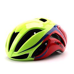 Cască(Verde / Roșu / Negru / Albastru,PC / EPS)-dePentru femei / Pentru bărbați / Unisex- pentruCiclism / Ciclism montan / Ciclism