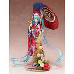 Vokaloid Hatsune Miku PVC 22cm Anime Action Figurer Modell Leker Doll Toy