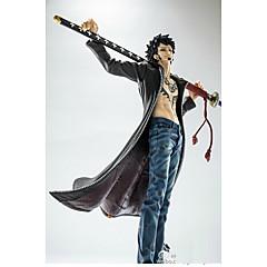 One Piece Trafalgar Law PVC 18cm Anime Action Figurer Modell Leker Doll Toy