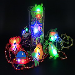 ライトアップおもちゃ ゲーム玩具 / PVC 虹色 フリーサイズ