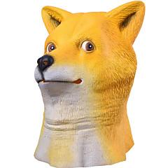 Halloweenské masky / maska Animal Shiba Inu Pes Head Potřeby na svátky Halloween / Plesová maškaráda 1PCS