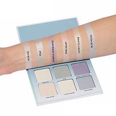 Makeup Powder Glow Kit Moonchild Contour Kits Bronzer & Highlighter Palette MakeUp
