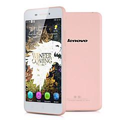 """Lenovo S60W 5.0 """" Android 4.4 Smartphone 4G (Chip Duplo Quad Core 13 MP 2GB + 8 GB Rosa / Branco)"""