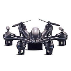 Drone MJX X901 4CH 6 Eixos 2.4G Quadcóptero RC Iluminação De LED / Vôo Invertido 360° / Aviso De Bateria FracaControle Remoto / Cabo USB
