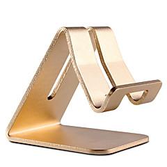 universal premium alumínio metálico telefone celular mesa de mesa suporte suporte iphone 8 7 samsung galaxy s8 s7