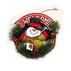 Игрушки Рождественский декор Костюмы Санта Клауса Мультяшная тематика / Милый / Высокое качество / Мода Товары для отпускаДля мальчиков /