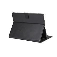 10.1インチのHuawei社のmediapad t2のための睡眠と本革のパターン高品質の財布ケースは10.0プロ