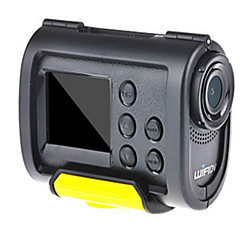H3a Action Camera / Sports Camera 20MP 4608 x 3456 WIFI / 調整可能 / ワイヤレス / 広角 30fps 非対応 ±2EV 非対応 CMOS 32 GB H.264シングルショット / バーストモード /