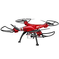 Drone SYMA X8HW 4-kanaals 6 AS Met 1080P HD-cameraLED-verlichting Terugkeer Via 1 Toets Auto-Takeoff Failsafe Headless-modus 360 Graden