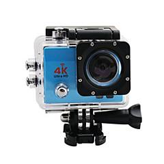 4K Akční kamera / Sportovní kamera 12MP 8 MP 3MP 5 MP WIFI Voděodolné Širokoúhlý 30fps Ne 2 CMOS Jedna fotografie Sériové focení 30 M