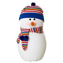 Игрушки Рождественский декор Снеговик Мультяшная тематика / Милый / Высокое качество / Мода Товары для отпуска Для мальчиков / Для девочек