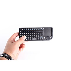 multimedia tastatur trådløst tastatur med mus touchpad for android tv boks / pc / IPTV