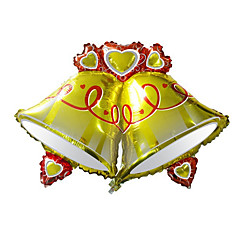 風船 円筒形 アルミニウム 5~7歳