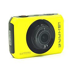 SDV-5271 Akční kamera / Sportovní kamera 16 MP 4000 x 3000 WIFI / Voděodolné / Ayarlanabilir / Bezdrátový 30fps 4X ± 2EV 2 CMOS 32 GB