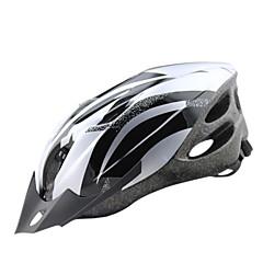 Dame / Herre / Unisex Cykel Hjelm 18 Ventiler Cykling Cykling / Bjerg Cykling / Vej Cykling / Rekreativ Cykling En størrelse PC / EPSRød