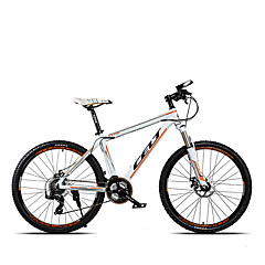 Mountain Bikes Cykling 24 Speed 26 tommer (ca. 66cm)/700CC Herre Olieskivebremse Affjedringsgaffel Aluminiumslegeret ramme Anti-glide
