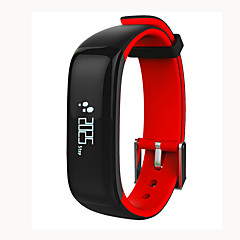 NONE Smart BraceletЗащита от влаги / Длительное время ожидания / Израсходовано калорий / Педометры / Регистрация деятельности / Спорт /