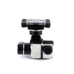 Generell Generell Kamera / Video RC kvadrokoptere droner RC Fly Svart Metall 1 Deler