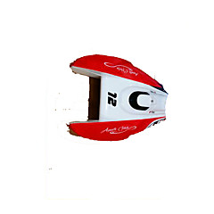 Speedboat Chuangxin 3352 Racing RC Boat Brushless Electric 2.4G 50km/h - Red