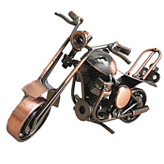 näytöllä varustetun mallin Rakennuslelu Lelut Erikois Moottoripyöräily Metalli Persikka Pojille